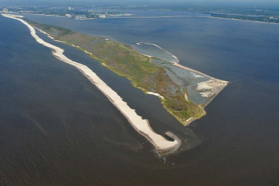 Deer Island, Mississippi